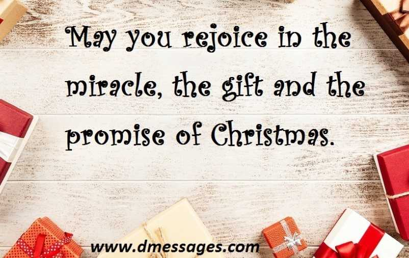 Religious Christmas messages 2018