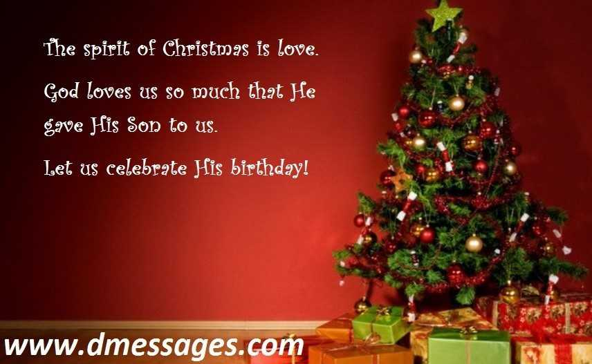 Best 50+ Religious Christmas messages-Religious Christmas