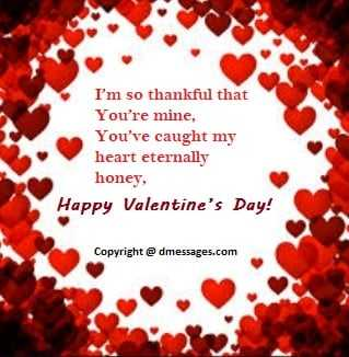 Happy valentine day message in english - Dmessages