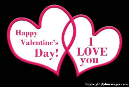 Happy valentine sms for husband