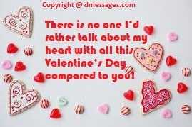 Happy valentines day messages to friends