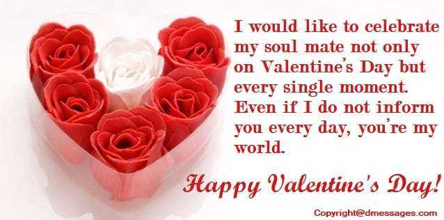 *Best* 101+ Happy valentine wishes Text Messages SMS Quotes 2020