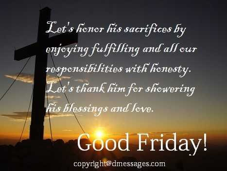Good Friday : Wishes, messages, quotes, WhatsApp and Facebook status to share with your friends and family