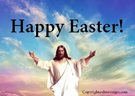 christian easter greetings