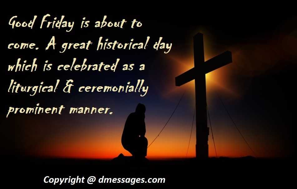 good friday greetings for friends