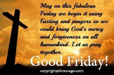 good friday wishes for gf