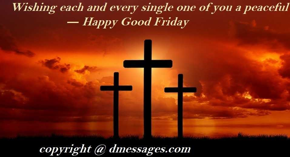 have good friday greetings