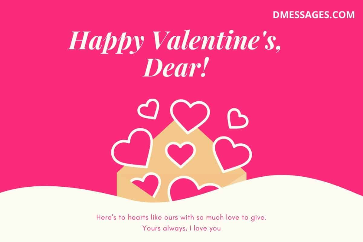 *Best* 185+ Happy valentine wishes Text Messages SMS Quotes 2020