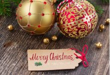 Photo of *BEST* 350+ Merry Christmas Wishes Text Messages | Christmas 2020