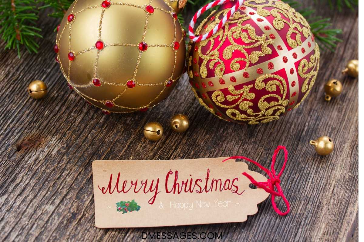 Merry Christmas Wishes Text Messages