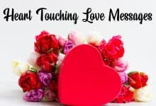 Photo of 500+ Love Messages – Heart Touching Romantic Love Messages for Her&Him