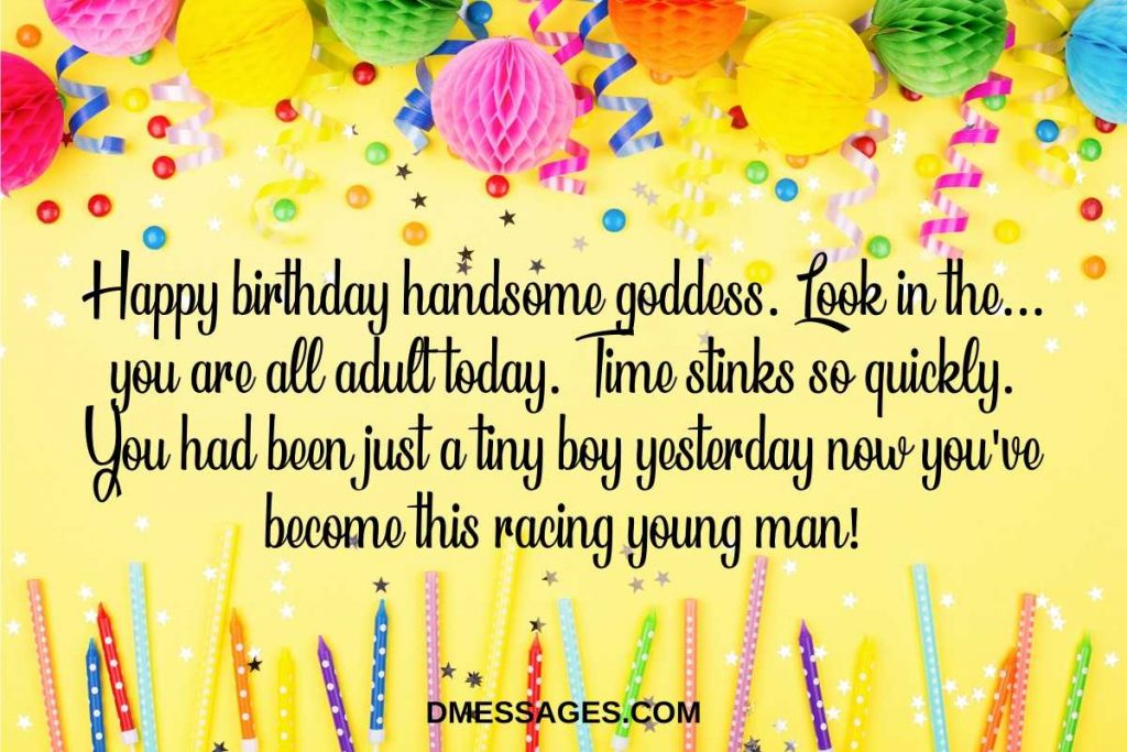 Happy Birthday Wishes for Male Friend