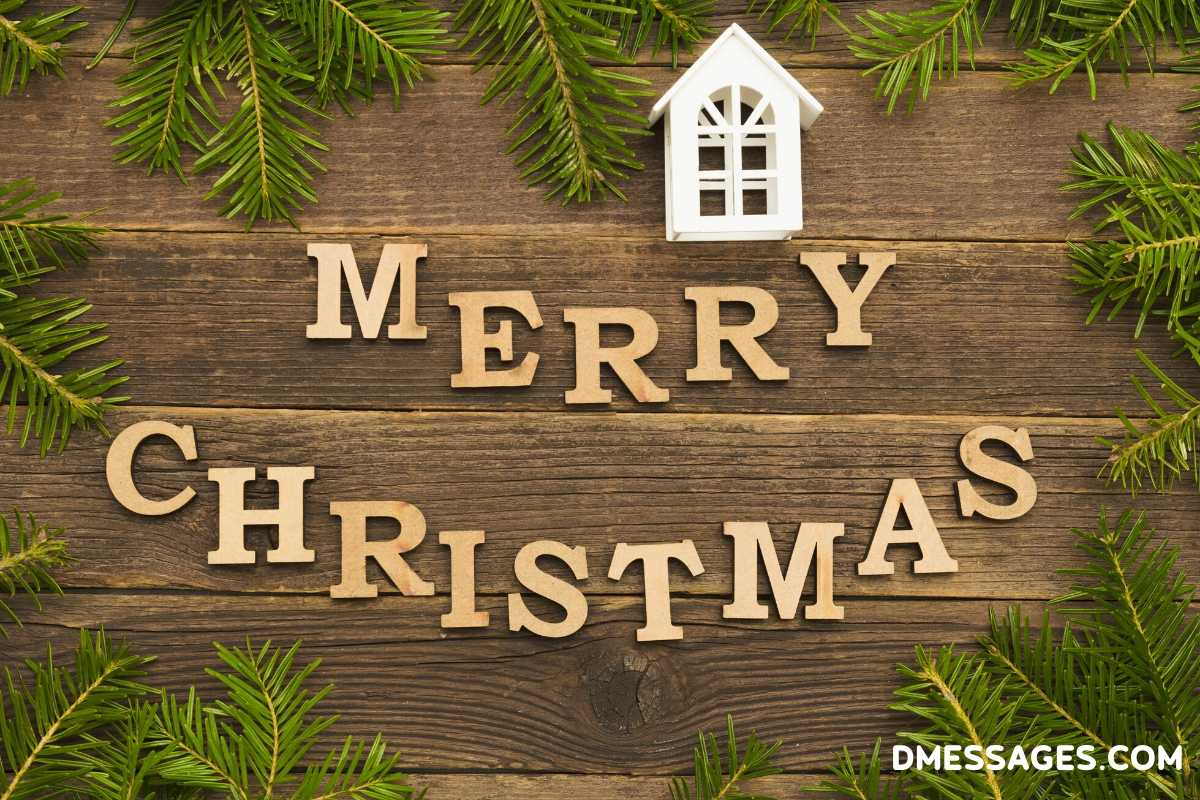 Merry Christmas Messages for Kids