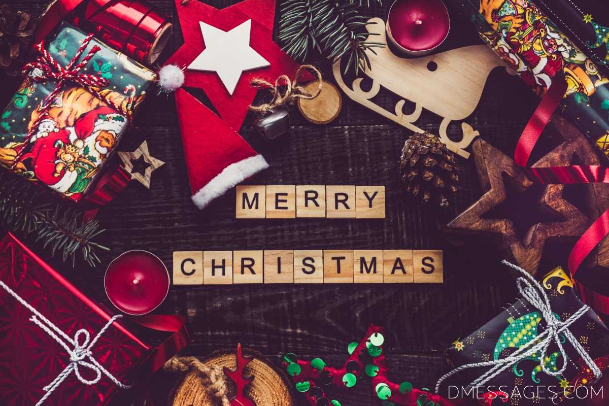 Merry Christmas Wishes for Customers